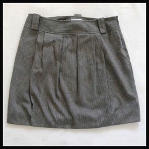 MICHAEL Michael KORS | wool pleated skirt Size 12